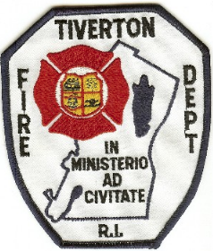 Tiverton, RI Fire Department